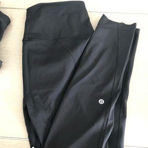 Lululemon new fast and free leggings